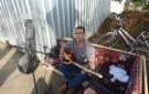 22.06.2014 - Abschlussgrill unserer Türkischen Volksmusikgruppe